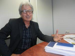 Mr LORRAIN Vice president chargé de la culture, sport et attractivité touristique